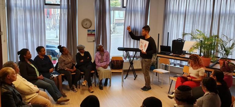Rotterdamse Senioren kunnen zingen